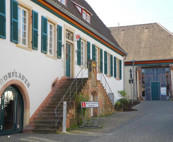 D - 67487 St. Martin, Waldladen