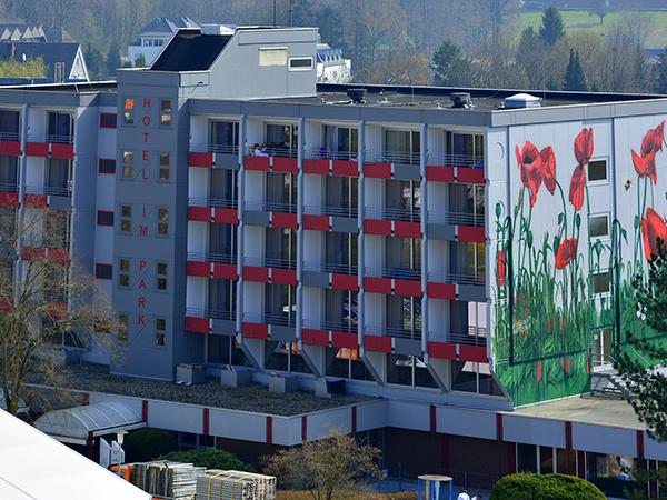 D - 49186 Bad Iburg, Hotel im Park